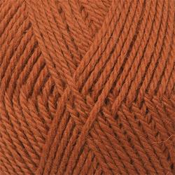 Пряжа Камтекс Аргентинская шерсть (100% импортная п/т шерсть) 10х100г/200м цв.051 терракот