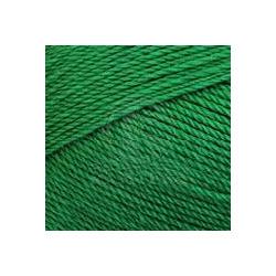 Пряжа Камтекс Белорусская (50% шерсть, 50% акрил) 5х100г/300м цв.044 трава
