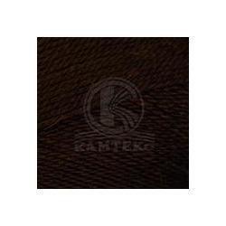 Пряжа Камтекс Белорусская (50% шерсть, 50% акрил) 5х100г/300м цв.063 шоколад
