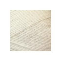 Пряжа Камтекс Белорусская (50% шерсть, 50% акрил) 5х100г/300м цв.205 белый