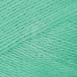 Пряжа Камтекс Воздушная (25% меринос, 25% шерсть, 50% акрил) 5х100г/370м цв.023 св.бирюза