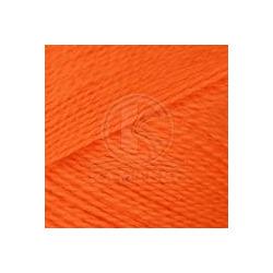 Пряжа Камтекс Воздушная (25% меринос, 25% шерсть, 50% акрил) 5х100г/370м цв.035 оранжевый