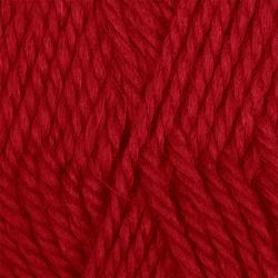 Пряжа Камтекс Воздушная (25% меринос, 25% шерсть, 50% акрил) 5х100г/370м цв.046 красный