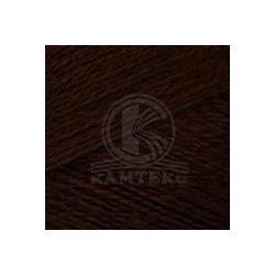 Пряжа Камтекс Воздушная (25% меринос, 25% шерсть, 50% акрил) 5х100г/370м цв.063 шоколад