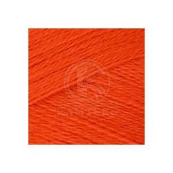 Пряжа Камтекс Воздушная (25% меринос, 25% шерсть, 50% акрил) 5х100г/370м цв.068 апельсин