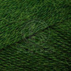 Пряжа Камтекс Воздушная (25% меринос, 25% шерсть, 50% акрил) 5х100г/370м цв.110 зеленый