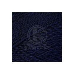Пряжа Камтекс Воздушная (25% меринос, 25% шерсть, 50% акрил) 5х100г/370м цв.173 синий