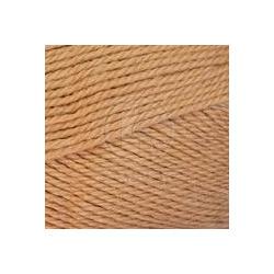 Пряжа Камтекс Гармония (50% импортная п/т шерсть, 50% акрил) 5х100г/245м цв.006 св.бежевый