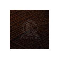 Пряжа Камтекс Гармония (50% импортная п/т шерсть, 50% акрил) 5х100г/245м цв.063 шоколад