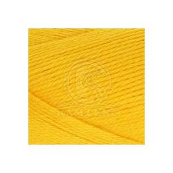 Пряжа Камтекс Гармония (50% импортная п/т шерсть, 50% акрил) 5х100г/245м цв.104 желтый