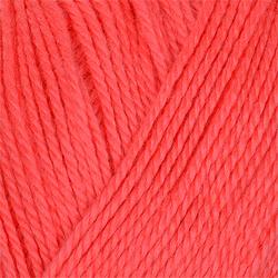 Пряжа Камтекс Гармония (50% импортная п/т шерсть, 50% акрил) 5х100г/245м цв.116 коралл неон