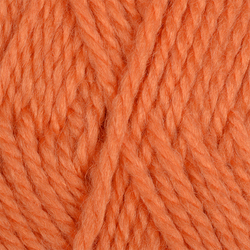 Пряжа Камтекс Гармония (50% импортная п/т шерсть, 50% акрил) 5х100г/245м цв.198 мандарин