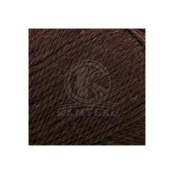 Пряжа Камтекс Дворянская (40% шерсть, 60% акрил) 10х100г/160м цв.063 шоколад