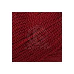 Пряжа Камтекс Дворянская (40% шерсть, 60% акрил) 10х100г/160м цв.091 вишня
