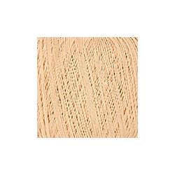 Пряжа Камтекс Денди (100% хлопок мерсеризованный) 10х50г/330м цв.006 св.беж