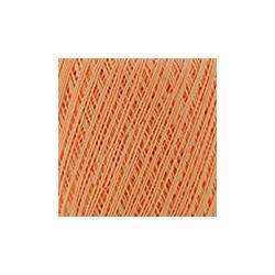 Пряжа Камтекс Денди (100% хлопок мерсеризованный) 10х50г/330м цв.036 абрикос