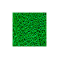 Пряжа Камтекс Денди (100% хлопок мерсеризованный) 10х50г/330м цв.044 трава