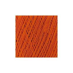 Пряжа Камтекс Денди (100% хлопок мерсеризованный) 10х50г/330м цв.068 апельсин