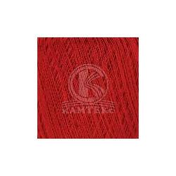 Пряжа Камтекс Денди (100% хлопок мерсеризованный) 10х50г/330м цв.091 вишня