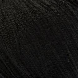 Пряжа Камтекс Карамелька (100% акрил) 10х50г/175м цв.003 черный