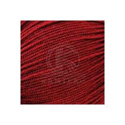 Пряжа Камтекс Карамелька (100% акрил) 10х50г/175м цв.091 вишня