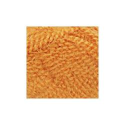 Пряжа Камтекс Лотос Травка Стрейч (70% акрил, 28% полиамид, 2% лайкра) 10х50г/80м цв.035 оранжевый