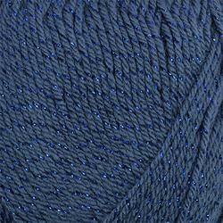 Пряжа Камтекс Праздничная (48% кашмилон, 48% акрил, 4% метанит) 10х50г/160м цв.022 джинса