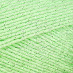 Пряжа Камтекс Праздничная (48% кашмилон, 48% акрил, 4% метанит) 10х50г/160м цв.167 салат св.