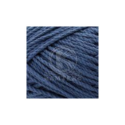 Пряжа Камтекс Толстый Хлопок (100% хлопок) 10х100г/100м цв.022 джинса