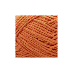 Пряжа Камтекс Толстый Хлопок (100% хлопок) 10х100г/100м цв.035 оранжевый