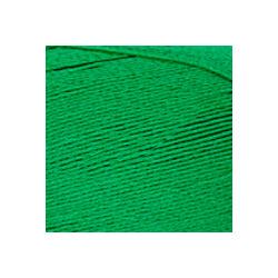 Пряжа Камтекс Хлопок Мерсеризованный (100% хлопок мерсеризованный) 10х50г/200м цв.110 зеленый