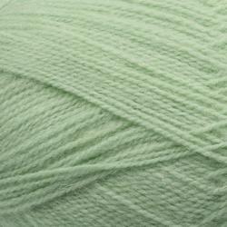 Пряжа Пехорка Ангорская тёплая (40% шерсть, 60% акрил) 5х100г/480м цв.009 зеленое яблоко