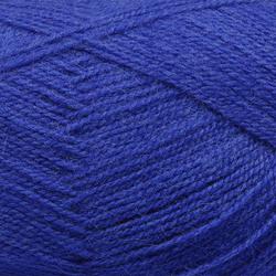 Пряжа Пехорка Ангорская тёплая (40% шерсть, 60% акрил) 5х100г/480м цв.026 василек