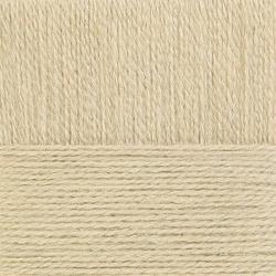 Пряжа Пехорка Ангорская тёплая (40% шерсть, 60% акрил) 5х100г/480м цв.043 суровый лен