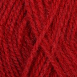 Пряжа Пехорка Ангорская тёплая (40% шерсть, 60% акрил) 5х100г/480м цв.088 красный мак