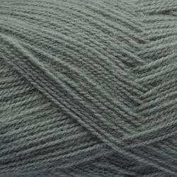 Пряжа Пехорка Ангорская тёплая (40% шерсть, 60% акрил) 5х100г/480м цв.256 св.джинса