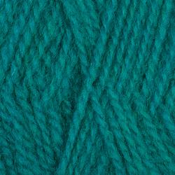 Пряжа Пехорка Ангорская тёплая (40% шерсть, 60% акрил) 5х100г/480м цв.335 изумруд