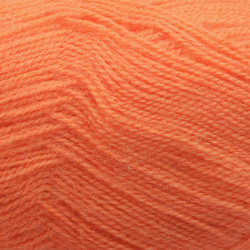 Пряжа Пехорка Ангорская тёплая (40% шерсть, 60% акрил) 5х100г/480м цв.396 настурция