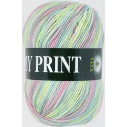Пряжа Vita Baby Print 4859