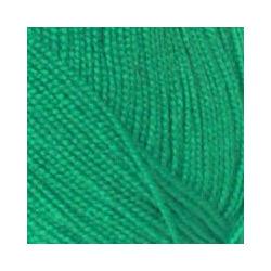 Пряжа Пехорка Бисерная (100% акрил) 5х100г/450м цв.480 ярк.зелень
