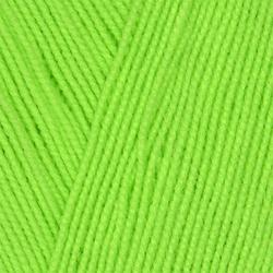 Пряжа Пехорка Бисерная (100% акрил) 5х100г/450м цв.483 незрелый лимон