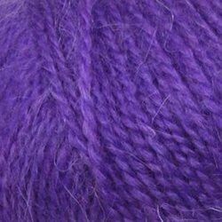 Пряжа Пехорка Великолепная (30% ангора, 70% акрил высокообъемный) 10х100г/300м цв.078 фиолетовый