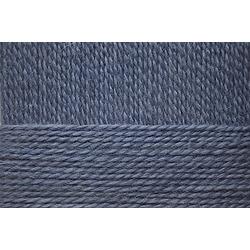Пряжа Пехорка Великолепная (30% ангора, 70% акрил высокообъемный) 10х100г/300м цв.256 св.джинса