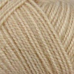 Пряжа Пехорка Великолепная (30% ангора, 70% акрил высокообъемный) 10х100г/300м цв.442 натуральный