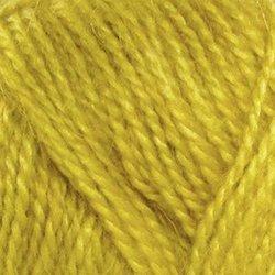 Пряжа Пехорка Великолепная (30% ангора, 70% акрил высокообъемный) 10х100г/300м цв.447 горчица