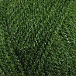 Пряжа Пехорка Великолепная (30% ангора, 70% акрил высокообъемный) 10х100г/300м цв.448 св.оливковый