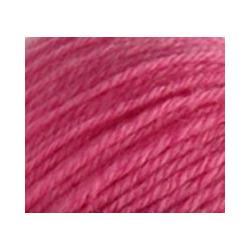 Пряжа Пехорка Детский каприз (50% мериносовая шерсть, 50% фибра) 10х50г/225м цв.011 ярк.розовый