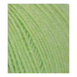 Пряжа Пехорка Детский каприз (50% мериносовая шерсть, 50% фибра) 10х50г/225м цв.041 салатовый