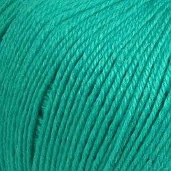 Пряжа Пехорка Детский каприз (50% мериносовая шерсть, 50% фибра) 10х50г/225м цв.335 изумруд