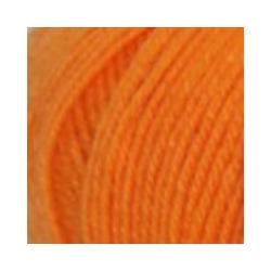 Пряжа Пехорка Детский каприз (50% мериносовая шерсть, 50% фибра) 10х50г/225м цв.485 желто-оранжевый